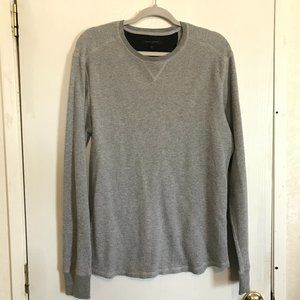 Banana Republic Sweater Top Gray Size Large